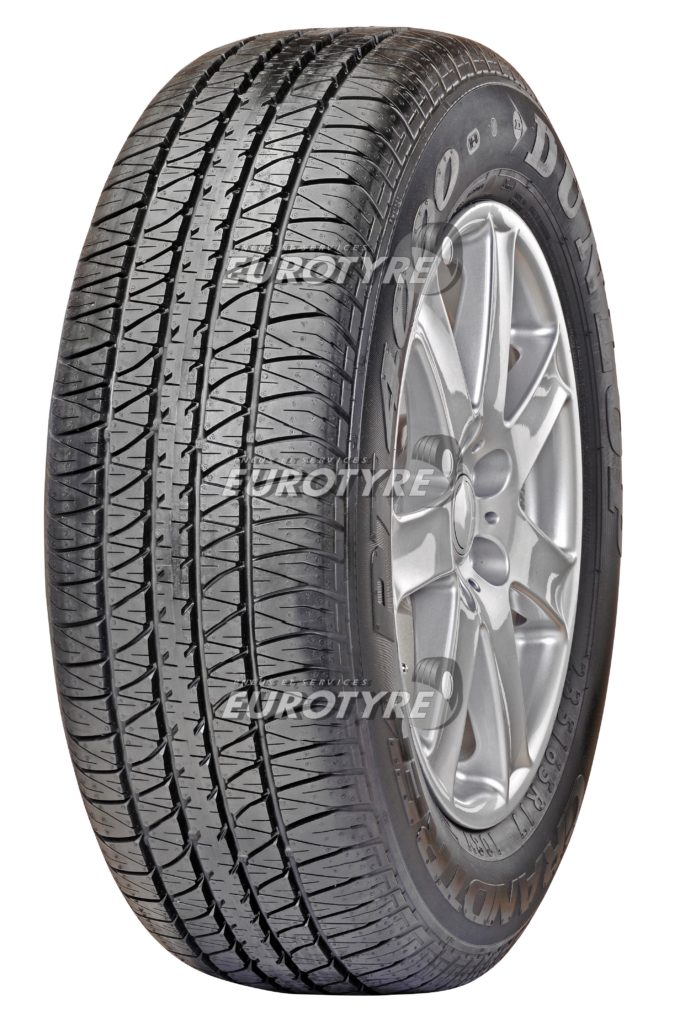 Pneu Dunlop Été<br>Grandtrek PT4000