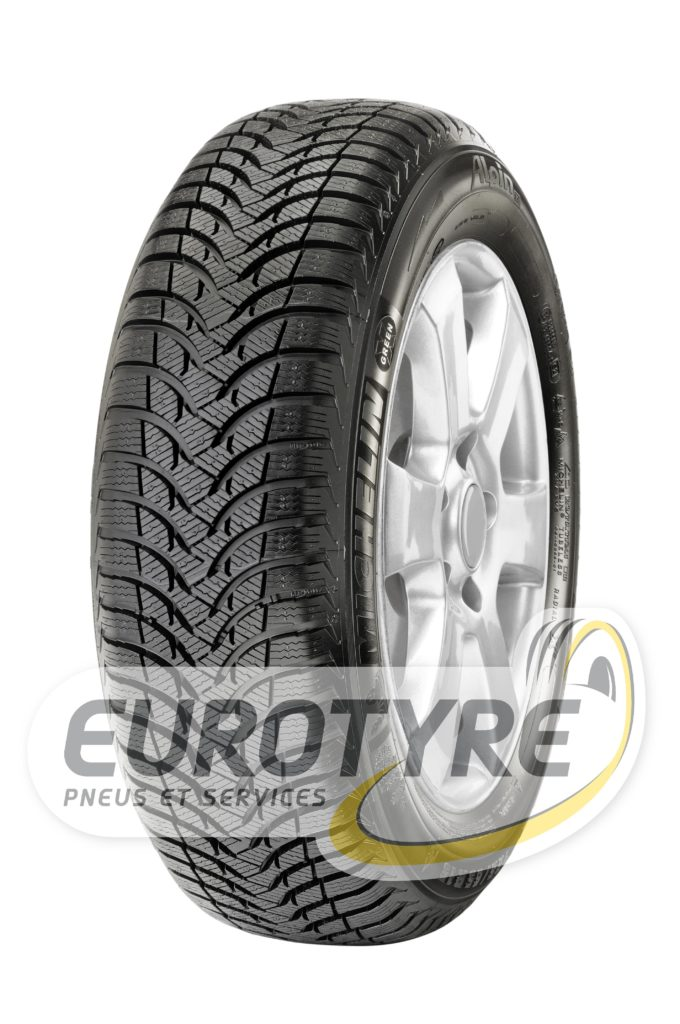 Pneu Michelin Hiver<br>Alpin A4