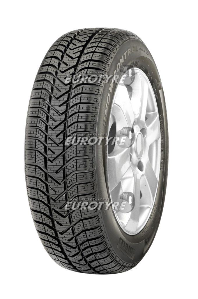 Pneu Pirelli Hiver<br>Winter 210 Snowcontrol Serie 3