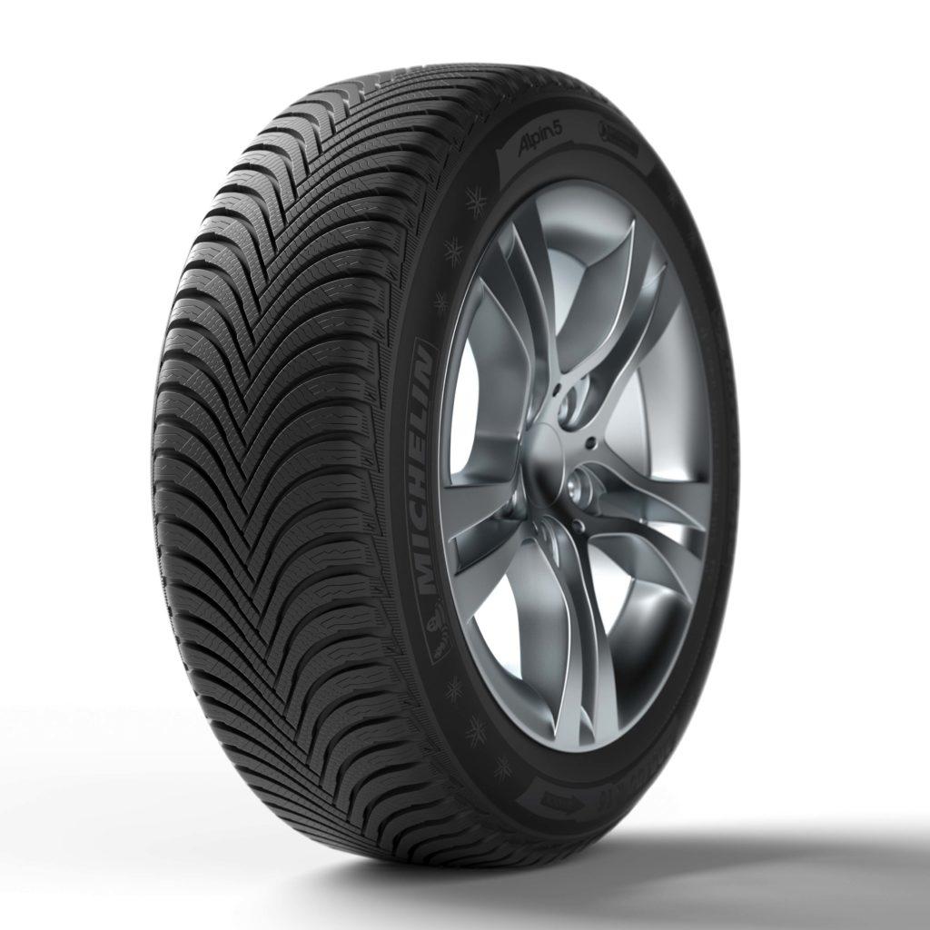 Pneu Michelin Hiver<br>Alpin 5